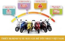 Hướng dẫn cách sử dụng thiết bị định vị xe máy chi tiết hiệu quả