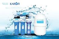Hướng dẫn cách thay lõi lọc nước Karofi tại nhà