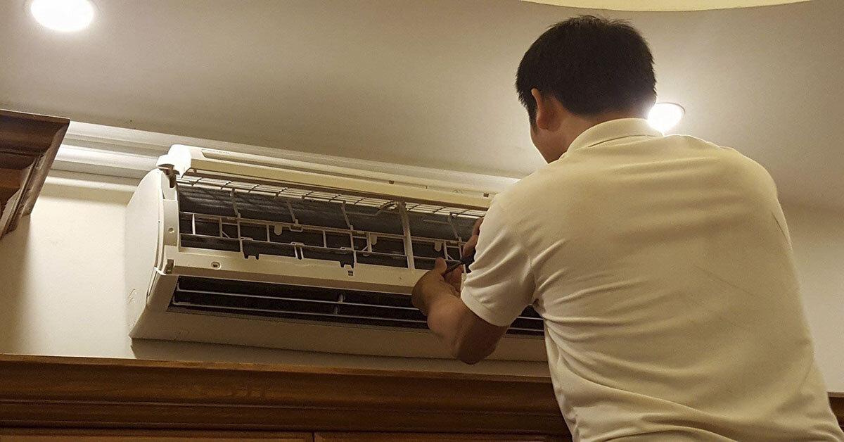 Hướng dẫn cách vệ sinh điều hoà Daikin ở nhà sạch như thợ chuyên nghiệp