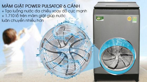 Hướng dẫn cách vệ sinh lòng máy giặt Toshiba nhanh sạch như mới