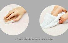 Hướng dẫn cách vệ sinh nệm lò xo tháo lắp giặt phơi bảo quản đúng