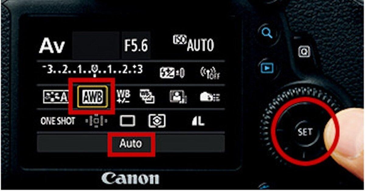 Hướng dẫn cài đặt thông số trên máy ảnh DSLR cho người mới
