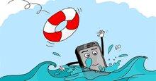 Hướng dẫn cấp cứu đồ điện tử bị ngập nước sau lụt lội
