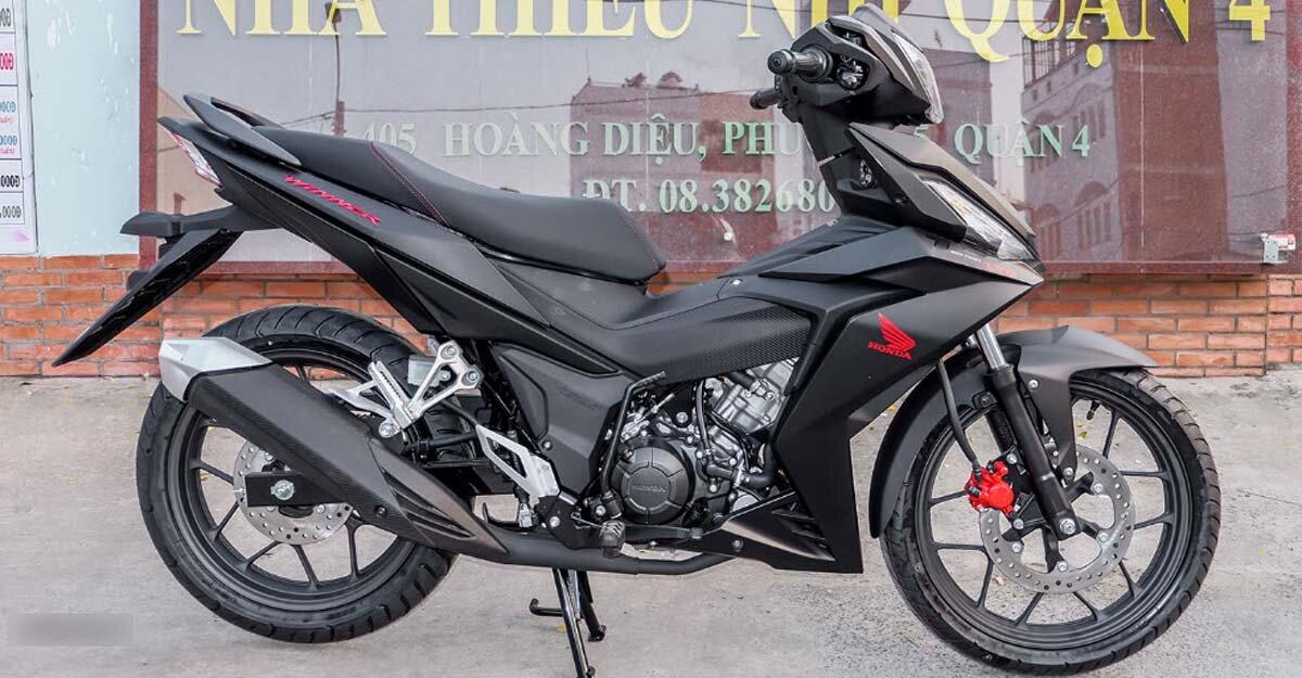 Hướng dẫn chạy roda cho xe máy côn tay Honda Winner, Yamaha Exciter
