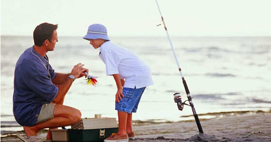 Hướng dẫn chi tiết cách gắn phao câu cá vào cần máy