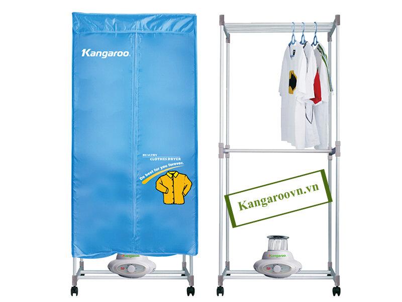 Hướng dẫn chi tiết cách lắp đặt máy sấy quần áo Kangaroo