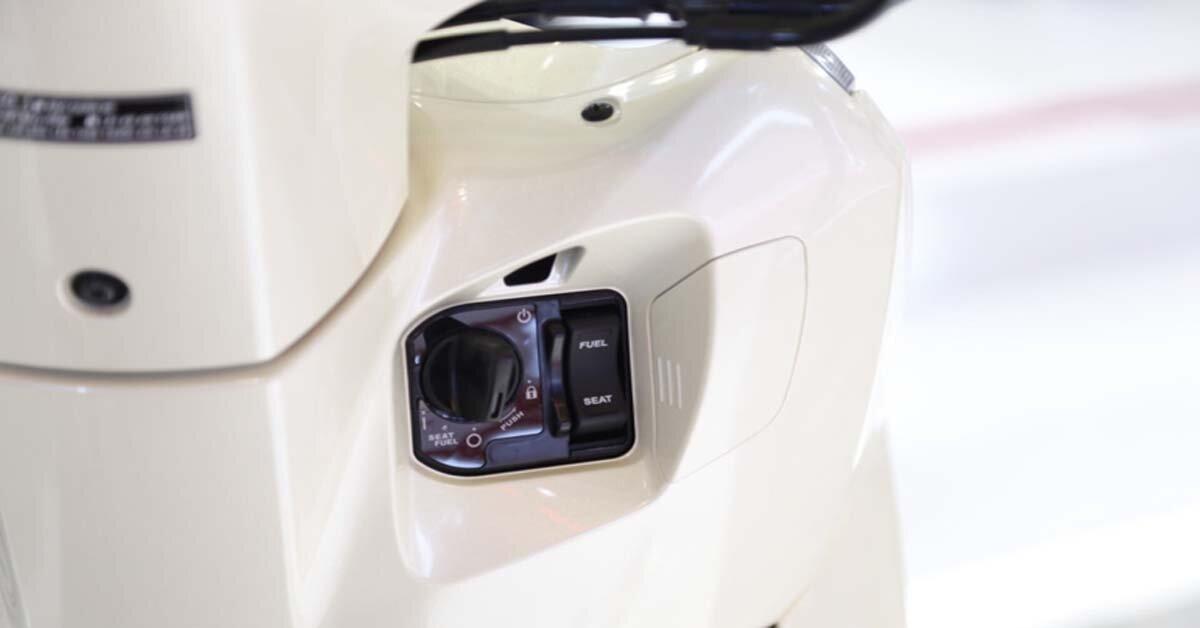 Hướng dẫn chi tiết cách sử dụng chìa khóa thông minh SMARTKEY trên xe máy Honda Lead 2018