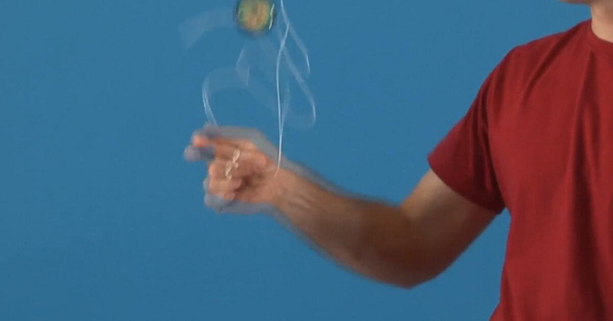 Hướng dẫn chơi yoyo 30 chiêu cơ bản (phần 3)