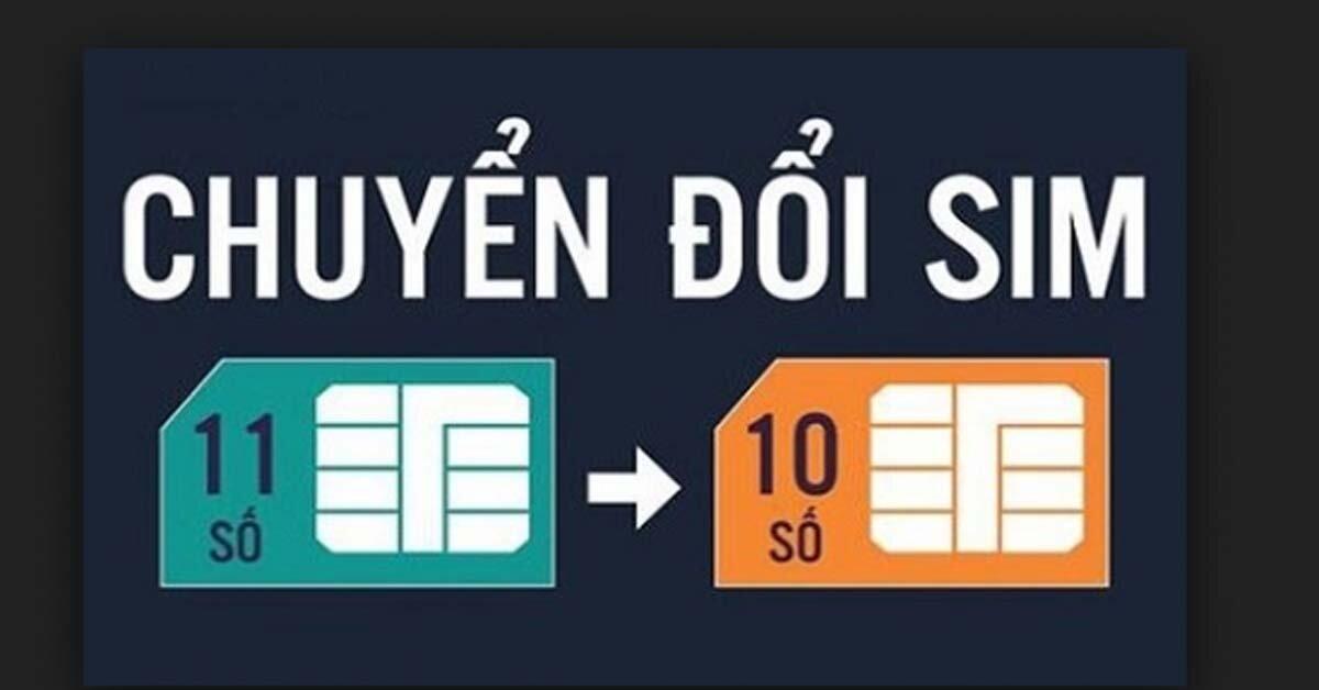 Hướng dẫn chuyển đổi số điện thoại liên kết với ngân hàng từ 11 số thành 10 số ngay tại nhà