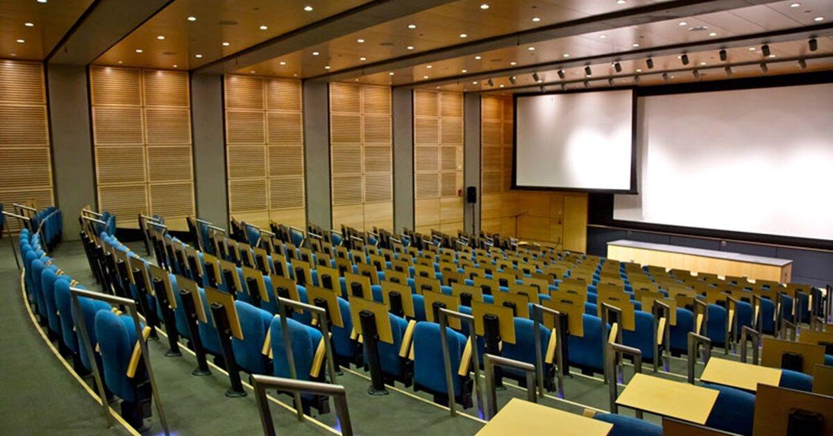 Hướng dẫn cơ bản lắp đặt loa âm trần cho không gian hội trường