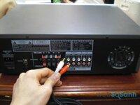 Hướng dẫn kết nối amply với đầu đĩa