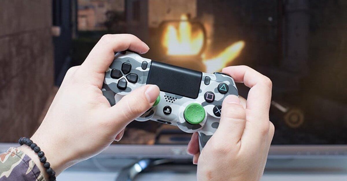 Hướng dẫn kết nối tay cầm chơi game PS4 với PC nhanh gọn, đơn giản nhất