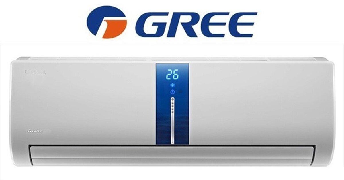 Hướng dẫn khắc phục một số lỗi trên máy điều hòa Gree