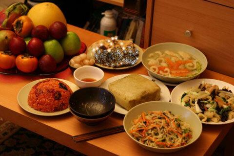 Hướng dẫn làm cơm 3 ngày Tết và văn cúng Tổ tiên đầu năm mới