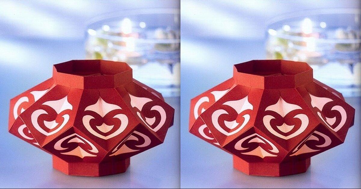 Hướng dẫn làm lồng đèn Trung thu bằng giấy vừa đơn giản lại đẹp hết nấc