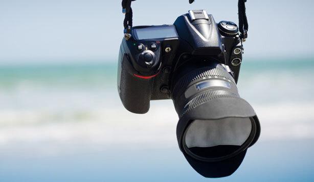 Hướng dẫn làm sạch cát ra khỏi máy ảnh nhanh chóng