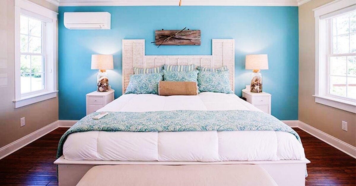 Hướng dẫn lắp đặt điều hòa trong phòng ngủ và phòng khách đúng cách