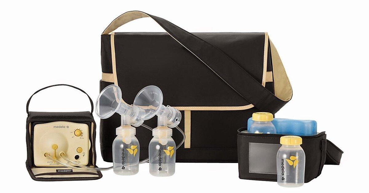 Hướng dẫn lắp ráp và sử dụng máy hút sữa Medela Pump in Style