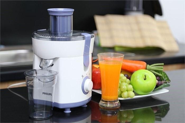 Hướng dẫn lựa chọn máy ép trái cây tốt nhất cho gia đình