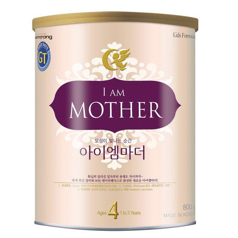 Hướng dẫn mẹ cách pha sữa XO I am mother cho bé