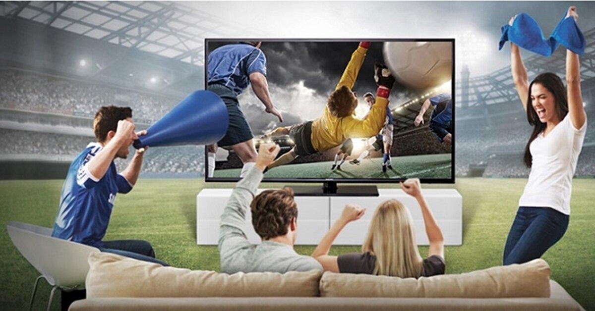 Hướng dẫn mua Smart tivi để xem World Cup 2018 đã mắt nhất