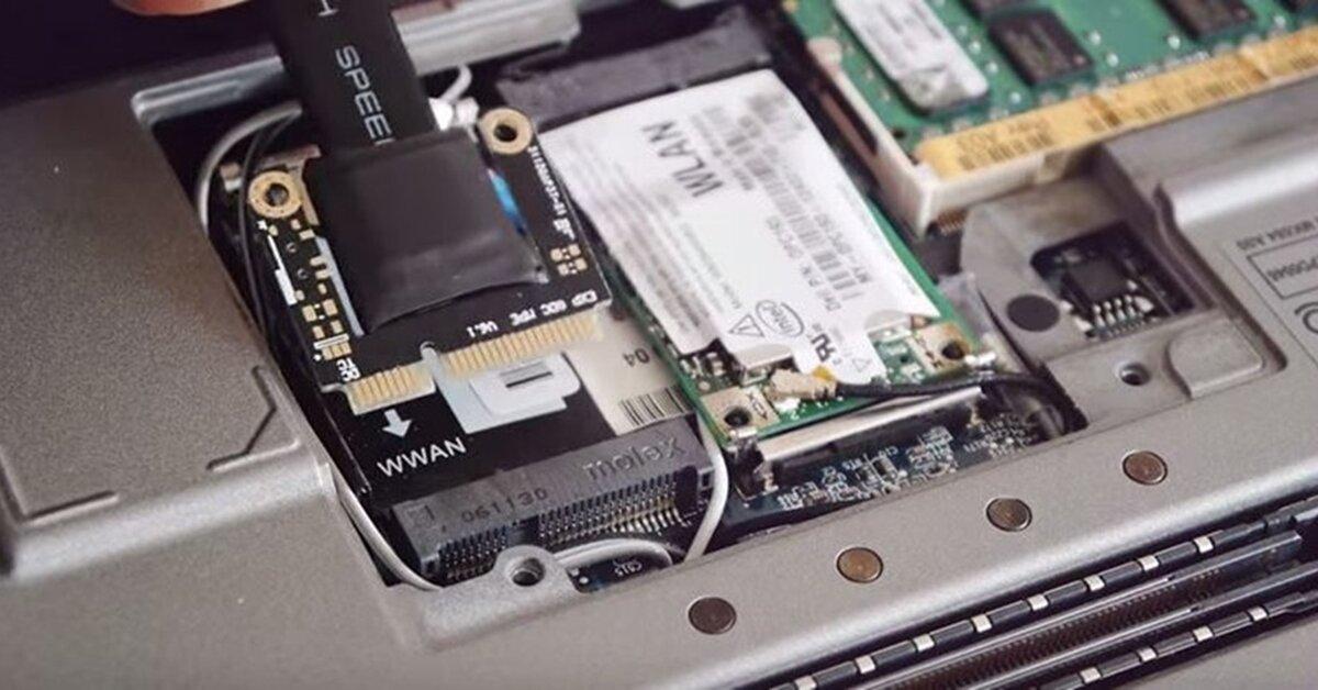 Hướng dẫn nâng cấp card màn hình cho laptop