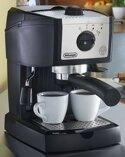 Hướng dẫn pha tách Espresso với  máy pha cà phê DeLonghi EC155