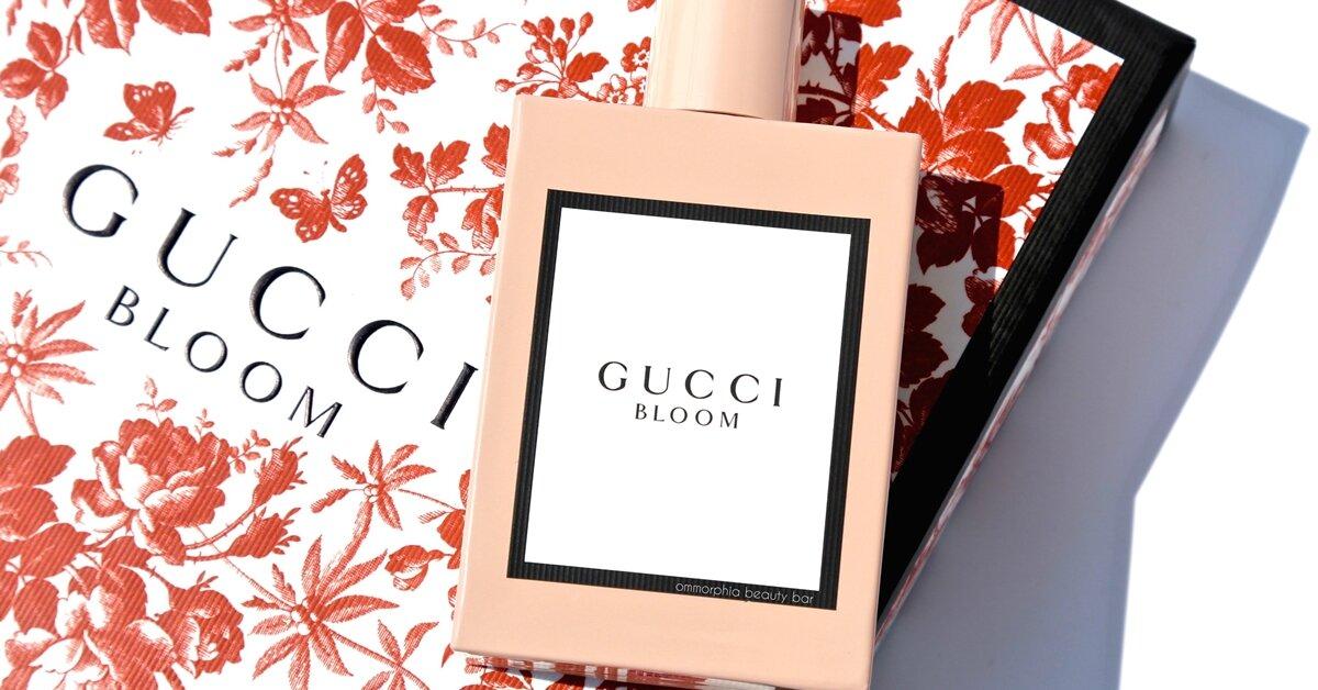 Hướng dẫn phân biệt nước hoa Gucci Bloom thật giả