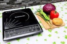 Hướng dẫn sử dụng bếp điện từ đơn Sunhouse