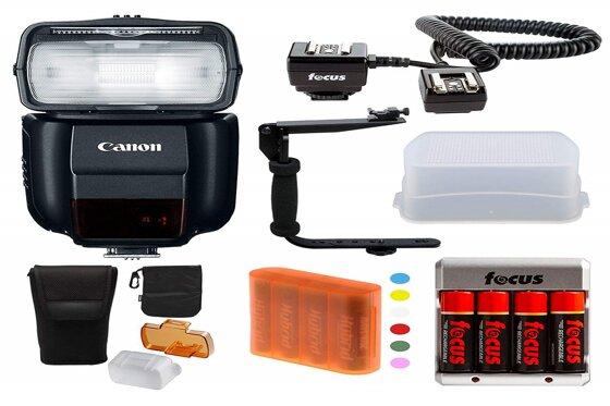 Hướng dẫn sử dụng đèn flash rời Canon Speedlite 580EX II và 430EX II