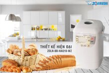Hướng dẫn sử dụng máy làm bánh mì Zojirushi cho ai mới học nấu nướng