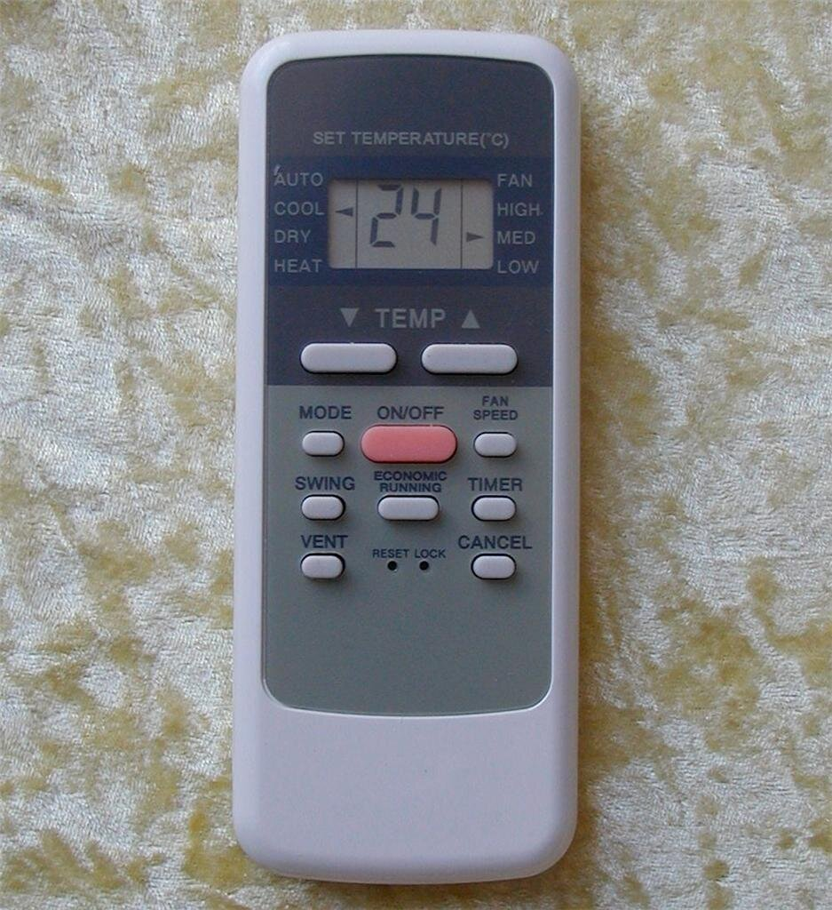 Hướng dẫn sử dụng remote điều khiển từ xa điều hòa Carrier