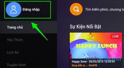 Hướng dẫn sửa lỗi ứng dụng FPT Play báo quyền truy bị chặn trên Smart tivi