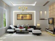 Hướng dẫn thiết kế không gian và nội thất cho phòng khách nhà bạn