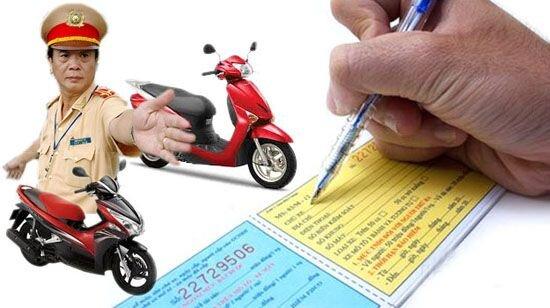 Hướng dẫn thủ tục để hưởng bồi thường từ bảo hiểm xe máy