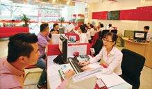 Hướng dẫn thủ tục vay tiêu dùng không thế chấp ngân hàng Vietcombank
