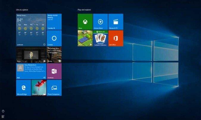 Hướng dẫn thực hiện kết nối Screen Mirror trên Windows 10