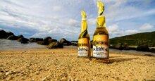 """Hướng dẫn uống bia Corona đúng cách """"dân chơi"""" sành điệu"""