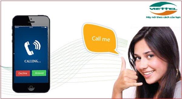Hướng dẫn yêu cầu gọi lại mạng Viettel, Mobifone và Vinaphone