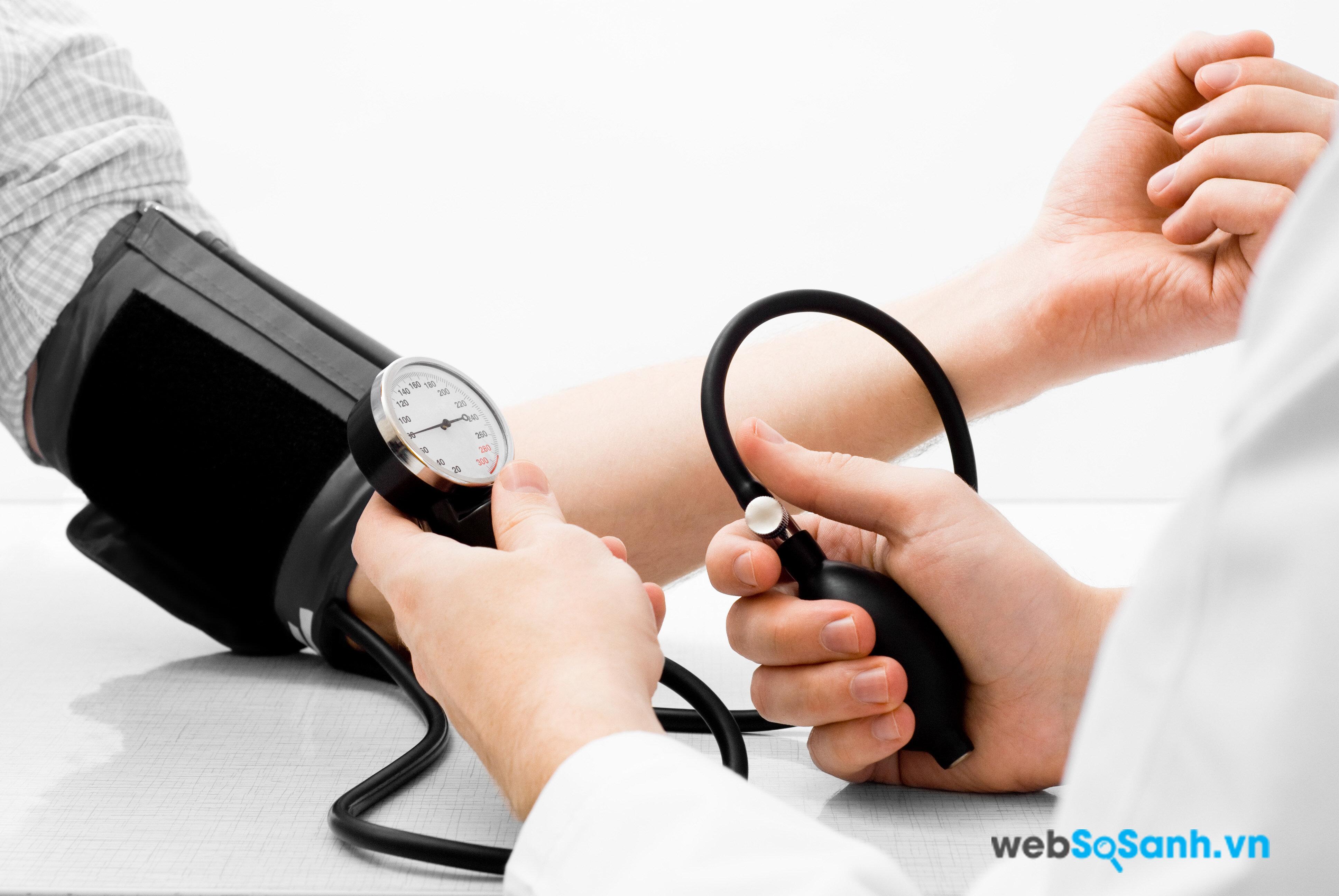 Huyết áp như thế nào là bình thường?