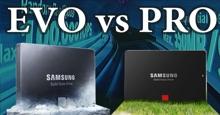 So sánh hiệu năng của 2 anh em SSD Samsung 860 EVO, 850 Pro