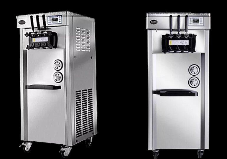 Máy làm kem tươi Donper CX300