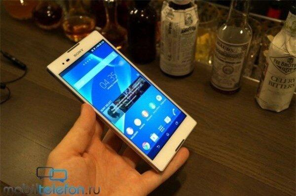 Cận cảnh Sony Xperia T2 Ultra 3