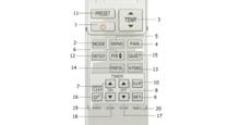 Hướng dẫn sử dụng remote điều khiển từ xa điều hòa máy lạnh Toshiba