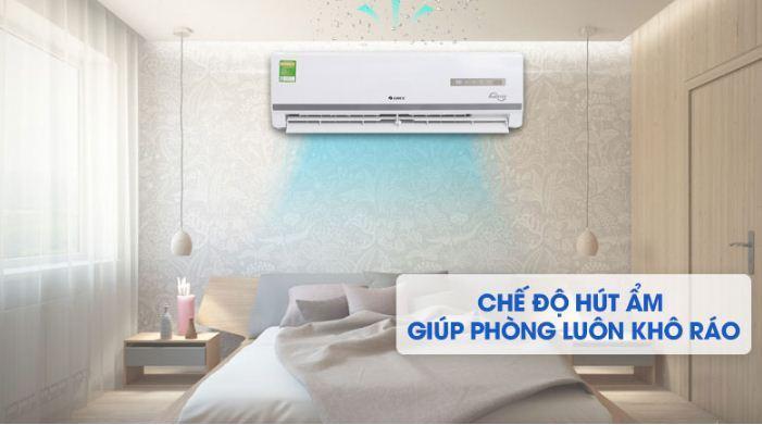 Điều hòa máy lạnh Gree Inverter 1.5 HP GWC12WA-K3D9B7I - Giá rẻ nhất: 7.260.000 vnđ