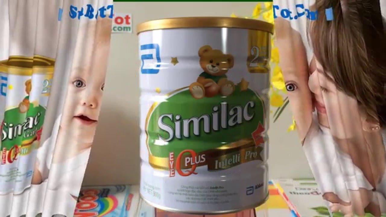 Sản phẩm sữa Similac của hãng nào sản xuất?