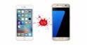 Nên mua điện thoại Samsung hay iPhone tốt hơn – lựa chọn kinh điển của người dùng