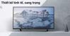 Đánh giá nhanh smart tivi Sony 49W660E 49 inch: Một không gian giải trí tuyệt vời cho gia đình bạn