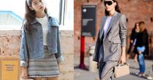 """5 mẫu áo khoác """"chất"""" nhất thời trang thu đông 2017"""