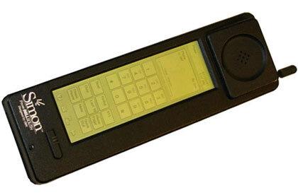 IBM Simon – chiếc smartphone đầu tiên trên thế giới